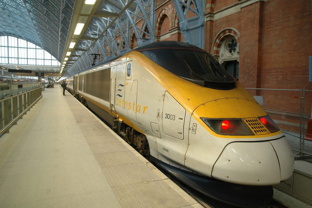 Eurostar Transfers - Elite Travel Executive Chauffeur Hire - Bedfordshire